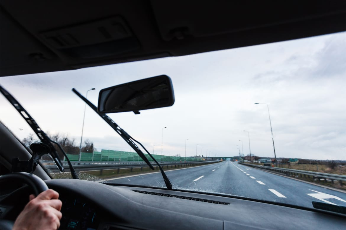 Wipers of The Car