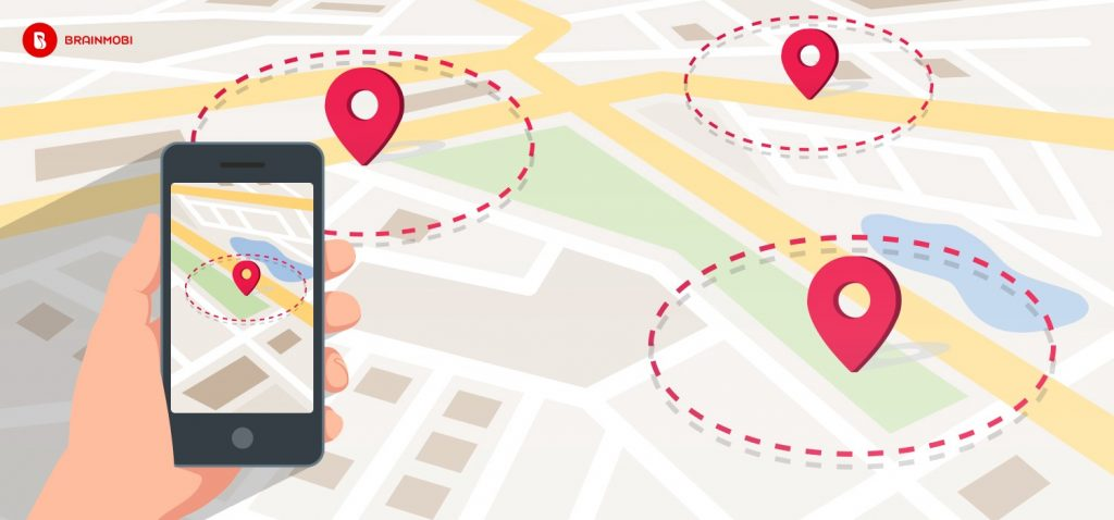 Global Geofencing Market Trends by component