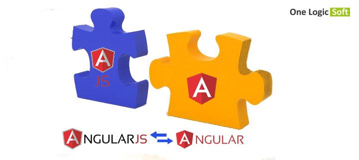 Migrate  from AngularJS to Angular