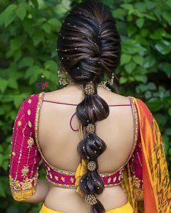 Jasmine braid
