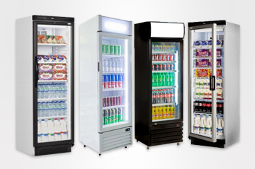 Most food businesses, from small cafes and corner shops to restaurants and supermarkets all require commercial fridges.