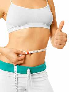 how to measure waist size