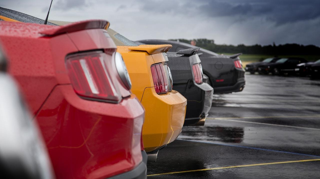 Ford Mustang Out of Your Dreams and Get into This Car