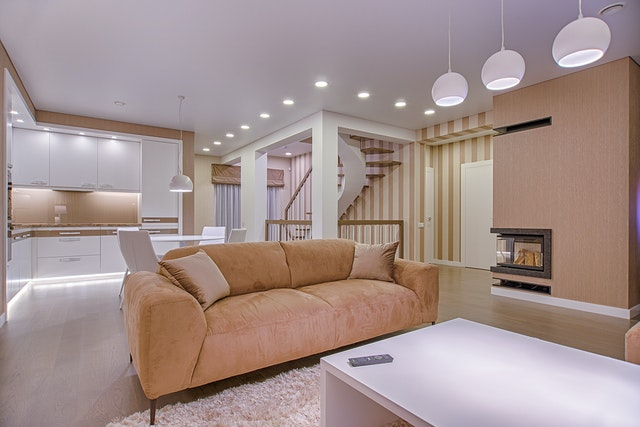 Home Value with Lighting