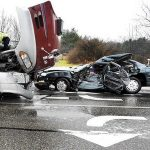 INJURIES OCCUR IN TRUCK ACCIDENTS