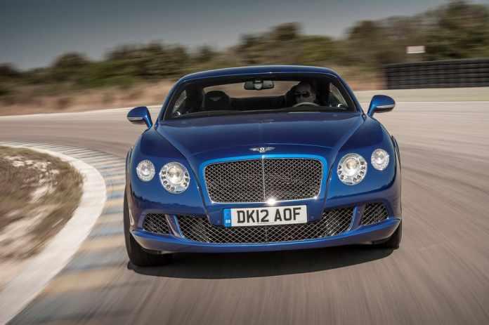 Bentley Reveals Plans