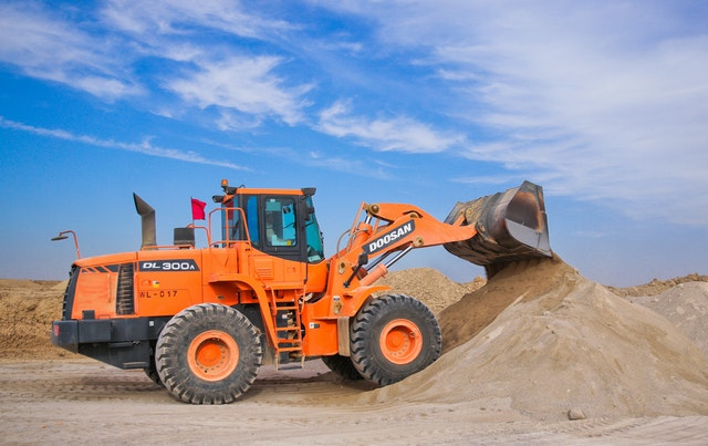 types of Construction Vehicles Job