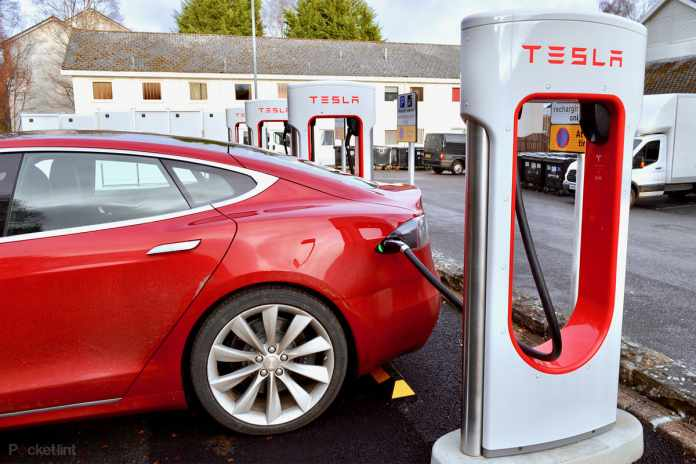 What cost charging electric car