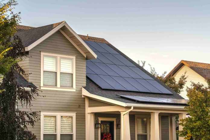 Next House Update Should be Rooftop Solar Panels