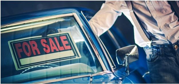 Selling a Junk Car
