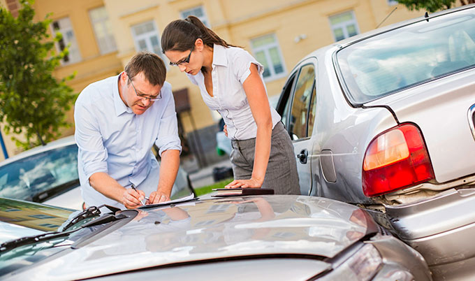 Claim after an Auto Accident