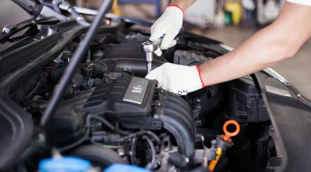 regular engine maintenance