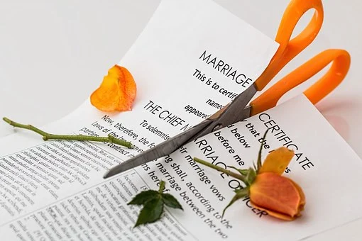 Signs That Marriage Is Over