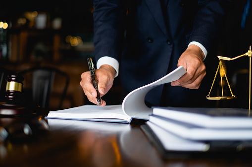 Types of Criminal Defense Laws